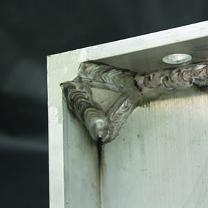 Aluminum Form corner gussets