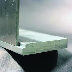 Aluminum Form Siderail