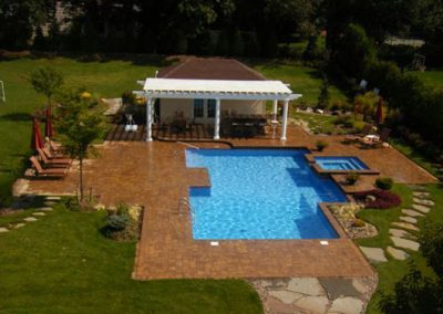 aluminum forms for concrete swimming pools
